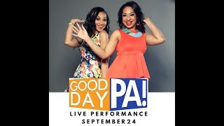 WeRRedemption Live- Good Day PA!