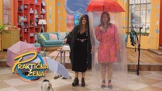 Praktična žena - Kako da se zaštitite od kiše?