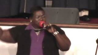 """CCTOF - Voices of Praise - April 2010 - """"Changed"""" featuring Patricia Jacobs"""