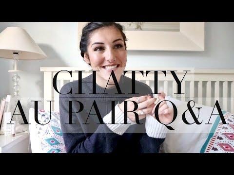 How I Became a Nanny/Au Pair Q&A | Take Heart Talks