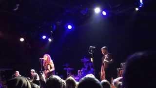 "Against Me! - ""Unconditional Love"" (live)"