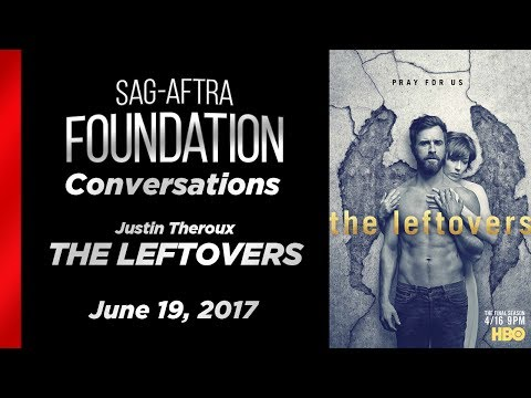 Conversations with Justin Theroux of THE LEFTOVERS