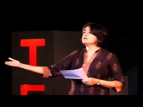 TEDxDelhi - Shabnam Virmani