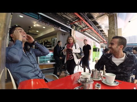 Thumbnail: CRISTIANO RONALDO was just going out for tea and this happened...