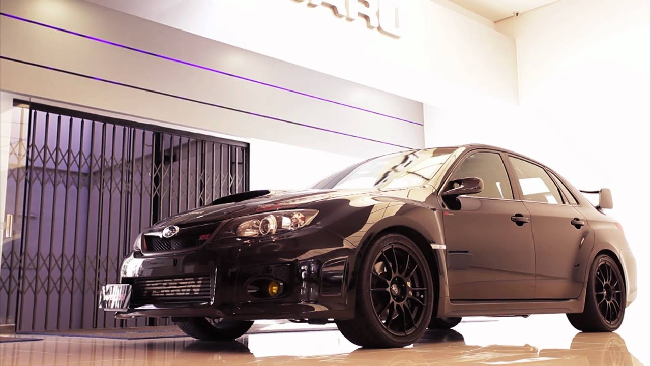 Subaru STI  460 hp FULL HD  YouTube