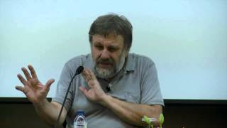 "Slavoj Žižek at FBAUP ""The Freedom of a Forced Choice"""