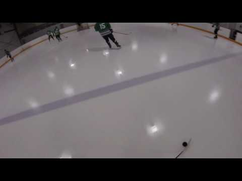 GoPro Hockey   PRE-GAME WARM UP WITH WARRIOR QRL STICK AND GLOVES!