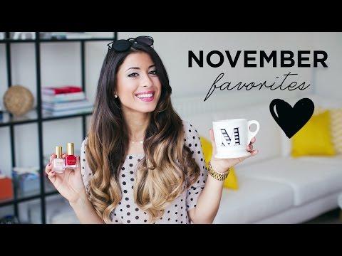 November Favorites | Mimi Ikonn