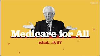 Bernie's Damn Bill Pt. 1: What Is Medicare for All? (Narrated by H. Jon Benjamin)