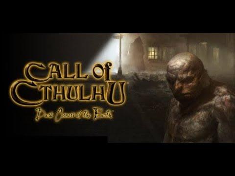 Call Of Cthulhu - İlk 1 Dakika - Ph'nglui mhlw' nafh Cthulhu