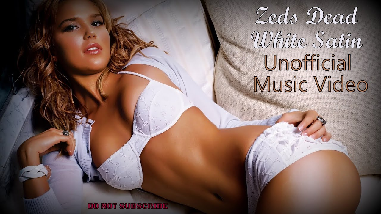 Zeds Dead White Satin Unofficial Music Video Dubstep Electronic Music Genre High Definition