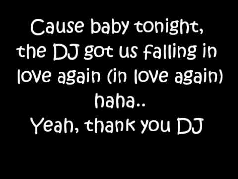 Usher - DJ Got Us Fallin' In Love (Official Music Video ...