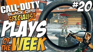 HAWKEYE is HERE - Call of Duty Black Ops 4 Specialist Plays of the Week #20
