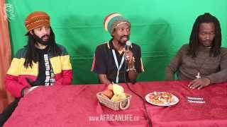 Videointerview, Protoje & Jesse Royal @ Reggae Jam 2014, 01.-03.08. Bersenbrück