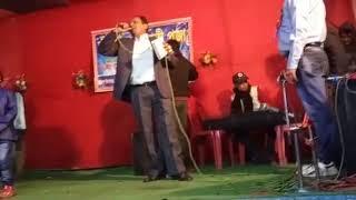 Nafrat ki dunia ko chhod ke... Presentation sung by Gyan Shankar singh