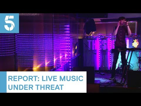 High business rates are forcing live music venues to shut their doors | 5 News