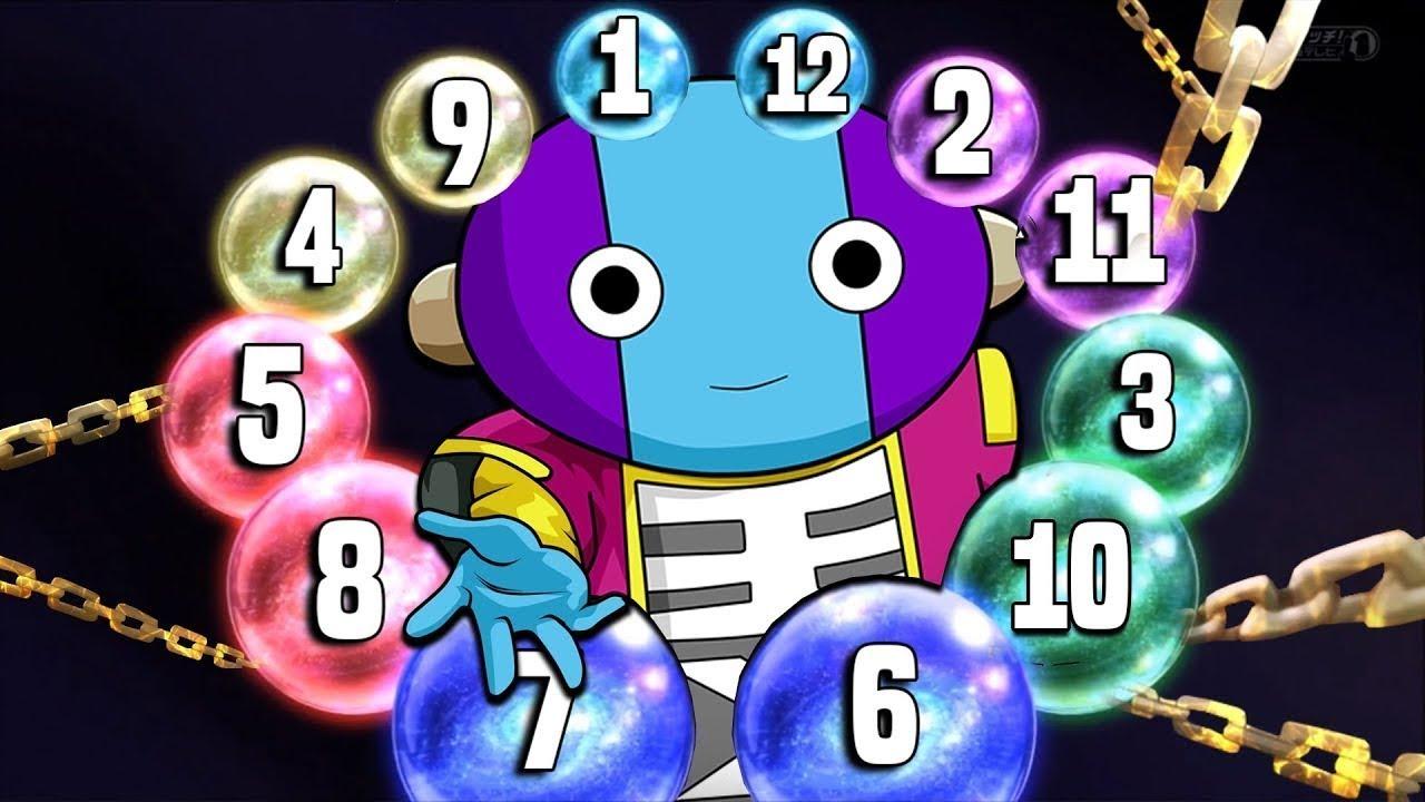 Dragonball Super Kinox