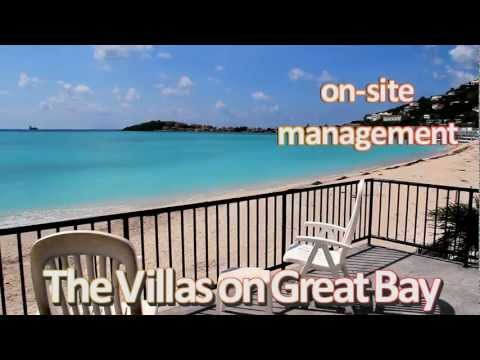 VILLA 9 The Villas on Great Bay - Sint Maarten Caribbean (new)