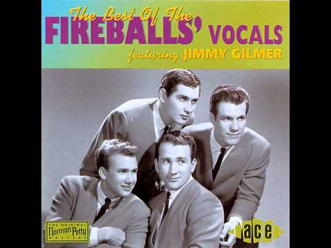 Jimmy Gilmer and the Fireballs - Sugar Shack (Official Audio)