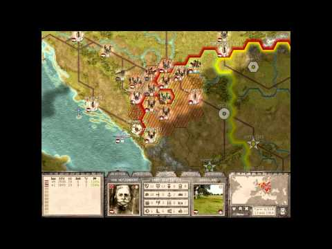 Commander: The Great War - The Guns of August (LP Part 1)