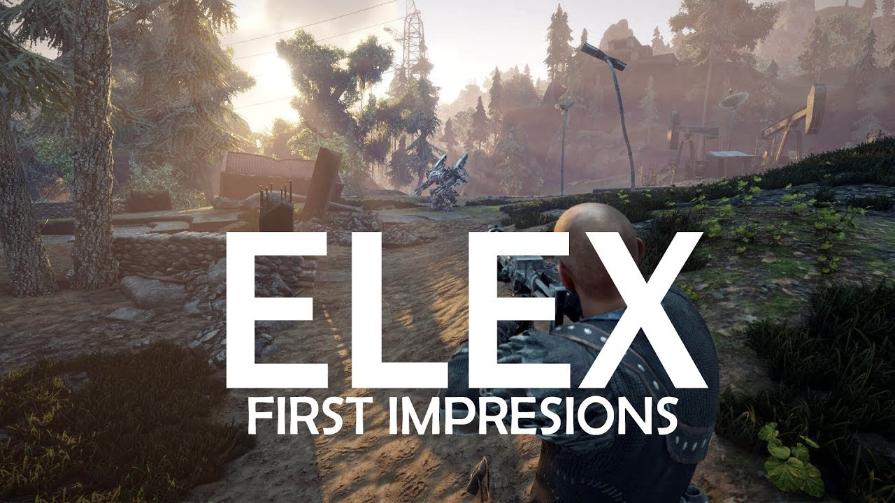 ELEX' First Impressions: The Good, The Bad And The Ugly