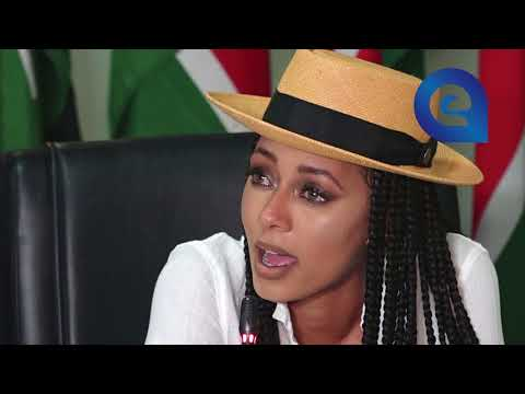 Why R&B Star Keri Hilson shed tears at KICC
