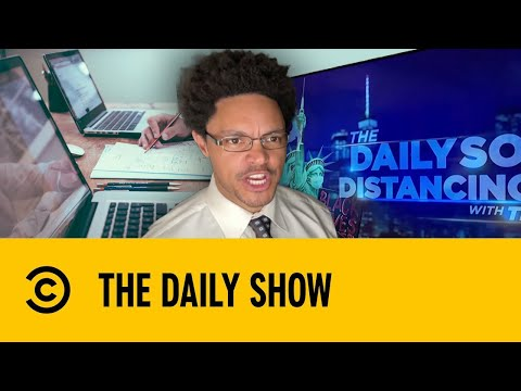 Surge In Deaths Related To Long Work Hours | The Daily Show With Trevor Noah