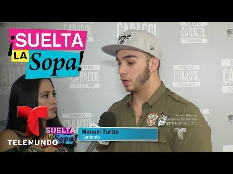 Manuel y Julián Turizo cantan la canción que le cantó el Canelo a Shannon | Suelta La Sopa | Entre