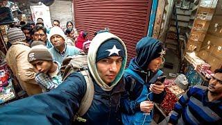 Из Индии в Непал. Первые впечатления. Шок от увиденного #1