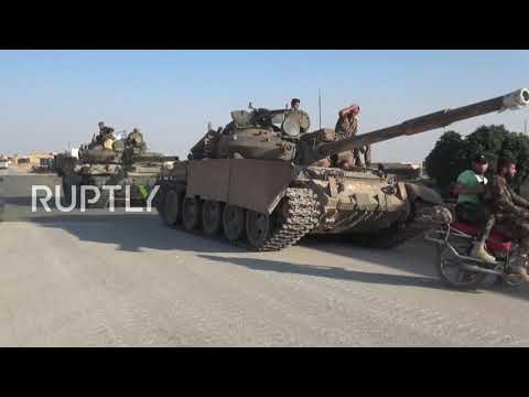 Syria: Army repel