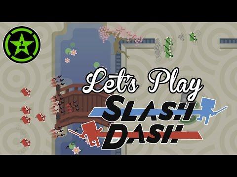 Let's Play - Slash Dash