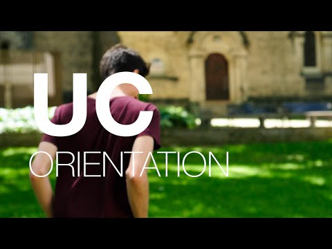 Why University College Orientation 2015?