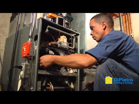 Hvac Preventative Maintenance Furnace Air Conditioning Dipietro Heating Cooling Plumbing