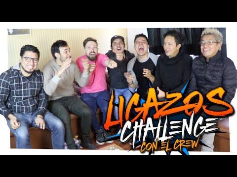 Ligazos Challenge // Dulces Típicos con el Crew // Wereverwero