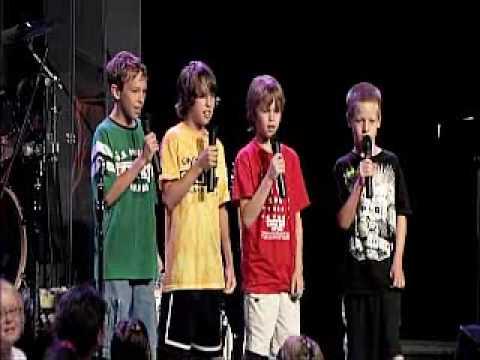 Glenville Karaoke - Bryson, JT, Josh, Jordan