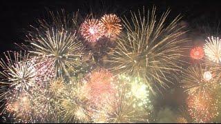Fêtes de Genève 2014 - Grand finale - Feu artifice - fireworks - Feuerwerk