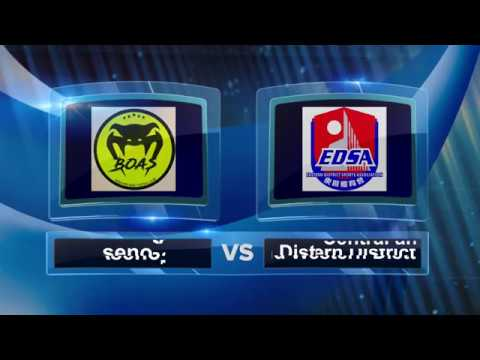 20171130Friendly Match BOAS U14 vs Eastern District U14