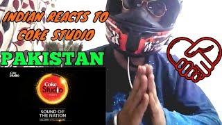 Indian Reacts to Coke studio | Ranjish Hi Sahi, Ali Sethi, Season 10, Episode 1