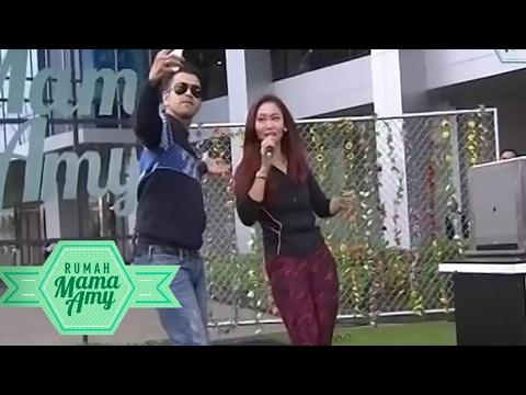 Inul Daratista feat Raffi Ahmad Buaya Buntung - Rumah Mama Amy (9/2)