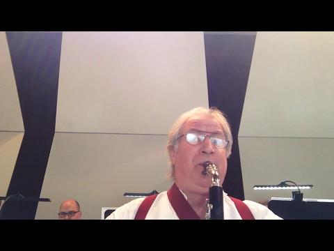 Basset Horn Soli in Der RosenKavalier Suite [Reh # 9 - 10]