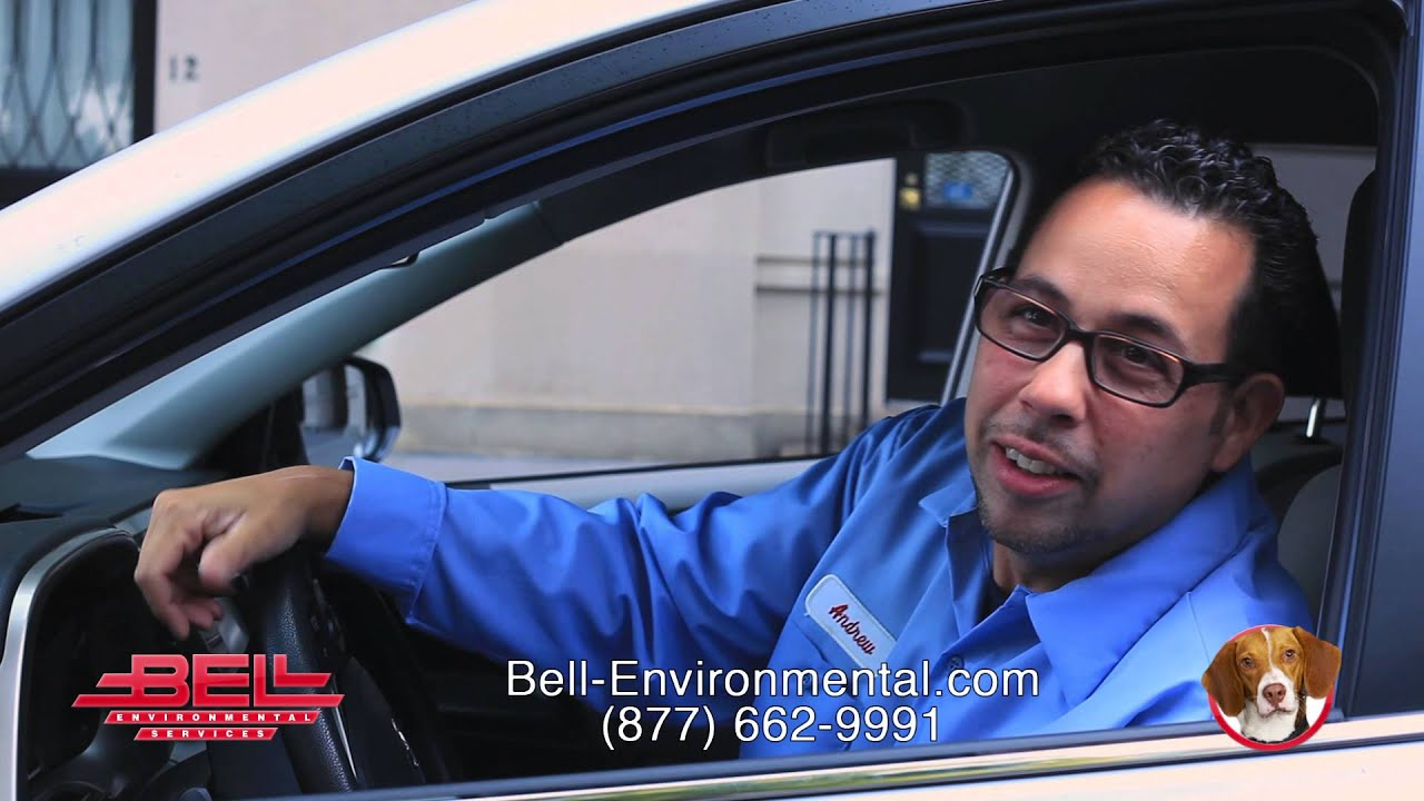 """where's roscoe?"""" bell environmental's new ad with contest winners"""