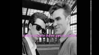 Morrissey - Angel, Angel Down We Go Together w/ lyrics