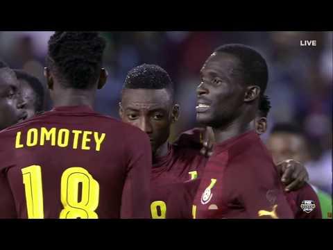 Nigeria vs. Ghana [SECOND HALF] (2017 WAFU Cup Group Stage)
