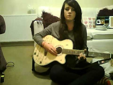 Safe and Sound Taylor Swift cover Katie Griffiths