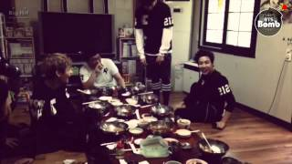 [BANGTAN BOMB] the happening in Changwon 2 : Icecream match - BTS (방탄소년단)