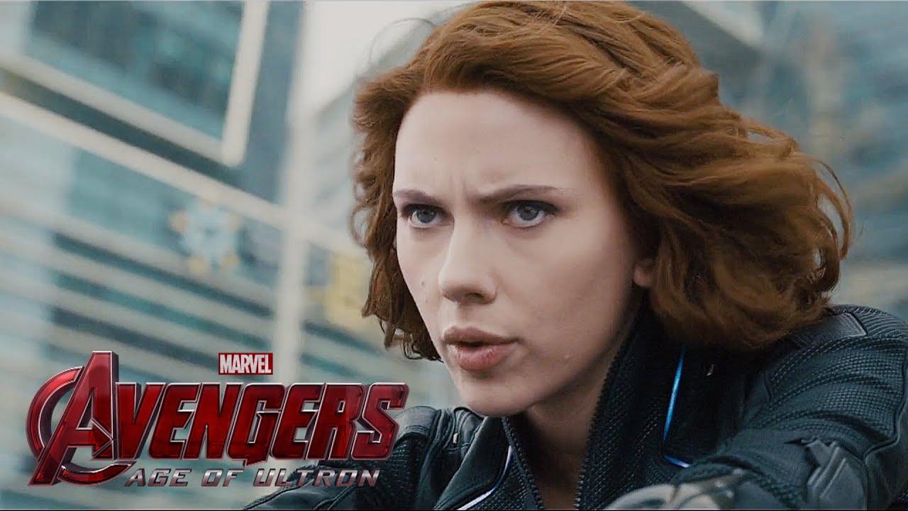 The Avengers Age Of Ultron Captain America Vs Ultron Part 1 Hd