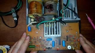 Зарядное устройство кулон,ремонт