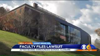 WATCH: Sweet Briar College faculty sue