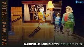 Nashville Trip, Music City Bowl - Final Vlog of 2019