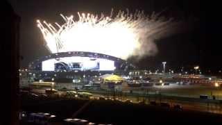 Открытие Универсиады 2013 в Казани